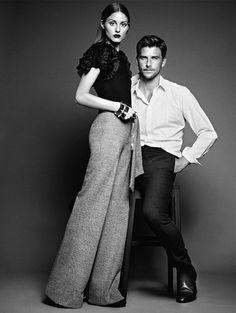 Olivia and Johannes