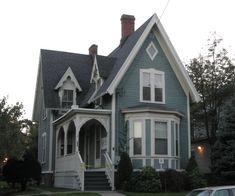gothic tudor house | Historic Buildings of Connecticut » Blog Archive » 125 Allen Place ...