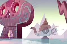 Star vs The Forces of Evil ★ Find more at http://www.pinterest.com/competing/
