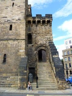 Newcastle - The Castle