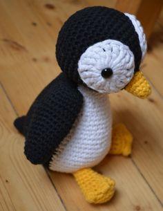 38 Besten Amigurumi Pinguin Bilder Auf Pinterest Amigurumi