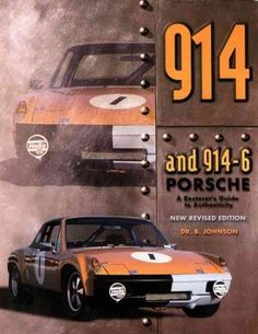 Recognized by Porsche enthusiasts, concours judges, even the Porsche factory as a definitive guide to Porsche 914 authenticity. Get a detailed look at the year-to-year changes in body, chassis, exteri