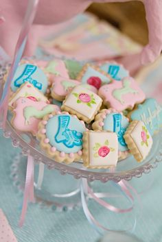 Shabby chic  ...cookies