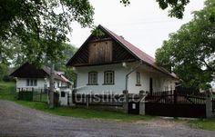 Česko, Bošín - Vesnická památková rezervace