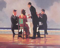 Jack Vettriano portland gallery