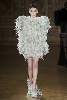 Serkan Cura Paris Haute Couture FW 2013 - fabulousmuses (3) by diana.enciu, via Flickr