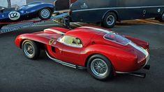 - 1957 #ferrari 250 Testa Rosa