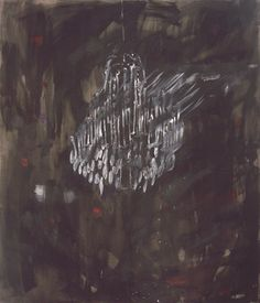 """o.T. (AUS DER SERIE """"LÜSTER""""), 2010 Acryl auf Leinwand, 165 x 140 cm Painting, Collection, Canvas, Paintings, Draw, Drawings"""