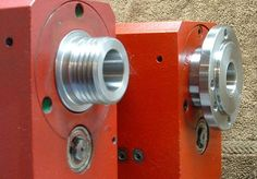 Marty Nissen's 7x14 mini-lathe project - A threaded spindle for the mini-lathe