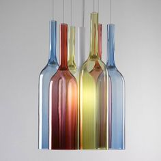 unique lamps small kitchen RGB Glass Lights modern lamps kitchen with LED lights kitchen lights kitchen lamps kitchen decorating hanging lamps creative lamps cool lamps   http://www.homeinspirationdesign.com/