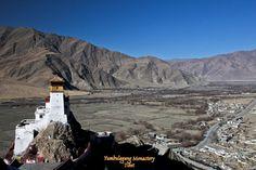 Yumbulagang Monastery Tibet