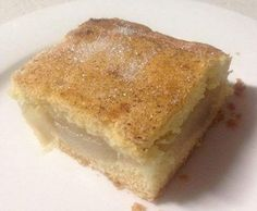 Recipe Apple slice with Biscuit pastry by Luisa learn to make this recipe easily in your kitchen machine and discover other Thermomix recipes in Baking - sweet. Apple Recipes, Sweet Recipes, Cake Recipes, Yummy Recipes, Retro Recipes, Healthy Recipes, Thermomix Desserts, Baking Desserts, Apple Slices