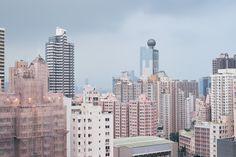 "agilar: "" View from HKU, Hong Kong 2015 """