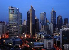 Makati City, Manilla