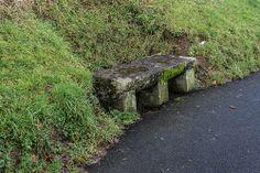 Liffey Linear Park: Newbridge - County Kildare (Ireland) Linear Park, Abandoned Houses, The Locals, North America, Ireland, Irish, Public, Outdoor Decor, Abandoned Homes