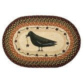 Found it at Wayfair - Crow and Star Novelty Rug