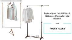 Online Shopping for Clothes Hangers & Accessories - Closet Spice