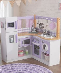 This Kidkraft Cozy Corner Kitchen By Kidkraft Is Perfect