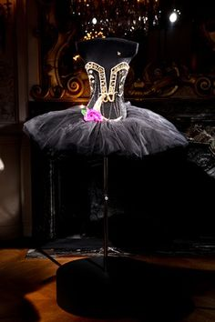 A beautiful tutu from the house of worth, SS/11 Couture.