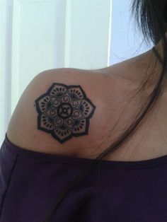 Lotus tattoo- The lotus flower is a timeless symbol of beauty, strength. I actually may consider this some day.