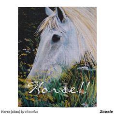 Horse (eliso) puzzles con fotos