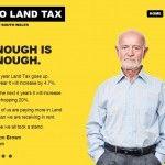 Landlords cry Axe the Tax