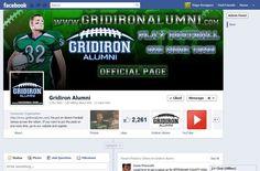 https://www.facebook.com/GridironAlumni  http://on.fb.me/pgdsgnr