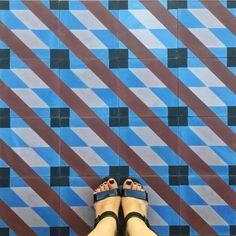 KISMET RITZY pattern in SHADE color combination Tile Patterns, Cement, Elegant, Simple, Color, Tiles, Classy, Room Tiles, Colour