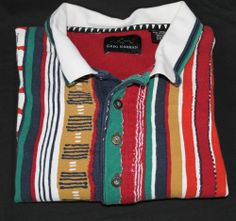 Great 80's looking shirt!