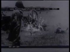 Napoleon and the Battle of Waterloo from a 1913 British film.  Film 2640