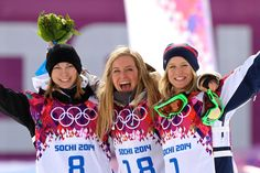 Team GB's Jenny Jones wins bronze at Sochi 2014 - Britain's first ever winter sports Olympic medal won on snow Olympic Medals, Olympic Games, Jamie Anderson, Jenny Jones, Team Gb, Olympians, Winter Sports, Snowboarding, In This Moment