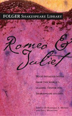 Read the complete text of #RomeoandJuliet at folgerdigitaltexts.org for free! #FolgerDigitalTexts