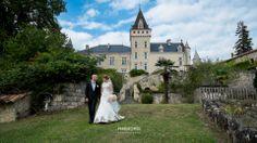 Jenny & James Chateau de Lisse