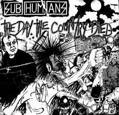Stead Ralfman?   Subhumans.