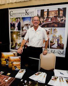 Christopher Kight Photographers exhibit at Folsom Bridal Show April 2012