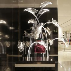 "LOEWE,Paris,France, ""The Simple Beauty of The Calas Flowers"", pinned by Ton van der Veer"