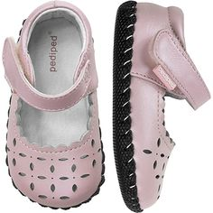 pediped Originals Katelyn Pearl Pink