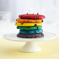 Rainbow Cookies from Pillsbury®