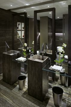 Luxury Bathroom Master Baths Rustic is agreed important for your home. Whether you pick the Luxury Bathroom Master Baths Walk In Shower or Luxury Master Bathroom Ideas Decor, you will make the best Master Bathroom Ideas Decor Luxury for your own life. Decor, House Design, Interior, Home Decor, House Interior, Luxury Bathroom, Bathroom Design, Bathroom Decor, Beautiful Bathrooms