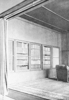 KONRAD WACHSMANN - HAUS WACHSMANN, NIESKY  1927