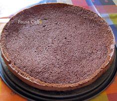 Biscotto per torte al cacao senza farina (7) F