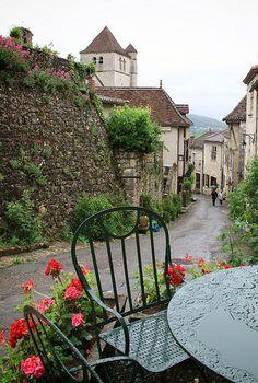 ~56 - Saint Cirq Lapopie~France