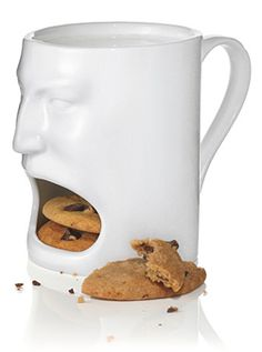"LOVE this!! It's so unique.  I know your immediate thought is ""Kids Would Love This!"" but I keep thinking of the more grown-men in my life who still LOVE cookies and milk. lol They would think this was cool too - and only $18!"
