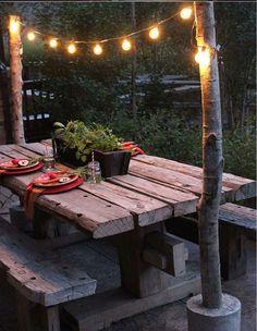 35  AMAZING DIY Outdoor Lighting Ideas for the Garden