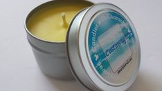 CASTAWAY  Candles with Character  Soy Wax Candle  by MyDearlyLoved