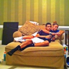 Kendall & Zach ♥ they're so cute. Instagram : no_immixed : no_im_white