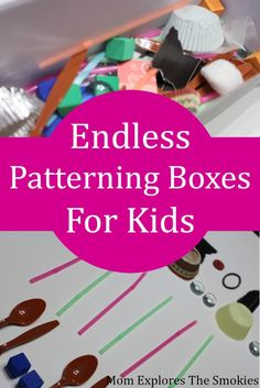 This versatile activity for kids is an affordable way to help early learners recognize and create patterns.