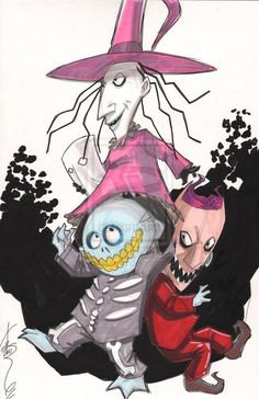 5e5beef2198 Lock Shock and Barrel. Disney Halloween CostumesJack SkellingtonNightmare  Before ChristmasTim ...