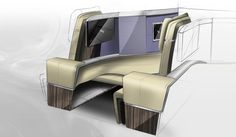 Design work for air industry by Christopher Chilcott at Coroflot.com