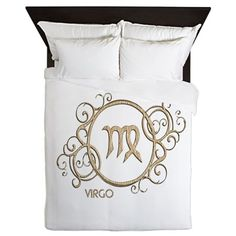 Virgo Queen Duvet